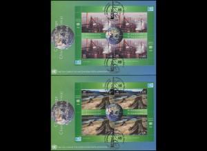 Rohrpost-Umschlag RU 5 Germania 30 Pf. BERLIN-REICHSTAG 6.11.1902