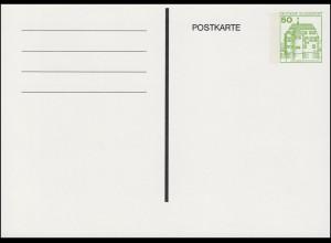 Privatpostkarte PP 104 Schwanke & Sohn 1982: Kleine Reichenstraße, ungebraucht