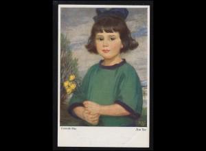 Künstler-AK Corneille Max: Am See, Primus-Postkarte, ungebraucht