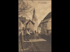Ansichtskarte ALT ARNSBERG Schloß-Straße 11.5.15 nach Wiesbaden
