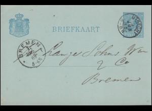 Bayern 95 Ludwig EF Trauerbrief FORST 1919 an Weinhandlung Vogler in Maikammer