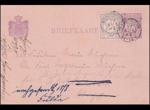Vorphila USA Havre Price-Current - Aktuelle Hafen-Zoll-Preisliste vom 20.6.1831
