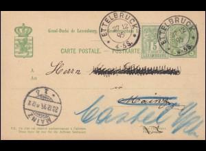 Saargebiet 143 Förderschachtanlage EF auf Brief SAARBRÜCKEN 2 - 9.2.1933