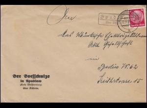 Katapultpost S.S. EUROPA - NEW YORK 18.6.1931, Seepost - Hab. 50b