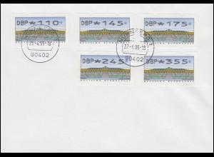 Historische Postkarten im Post Tower Auflage 1000 SSt Bonn Stephan 14.10.2009