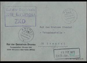 Sächsische Schwärzung AP 784I+791I Hitler auf Postanweisung CHEMNITZ 19.7.45