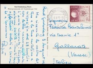 Erstflug FIRST COMMERCIAL OVERSEAS FLIGHT Philadelphia-London 23.11.1945