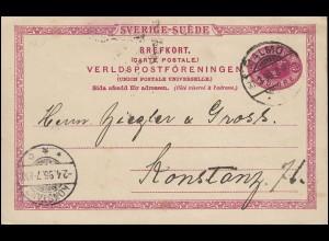 Niederlande Dienstbrief GORINCHEM 21.1.1865 nach ZAANDAM 22.1.1865