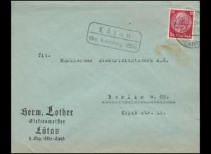 Guatemala Umschlag 3 Cent. 16.4.1891 über LIVINGSTON 22.4.91 nach Deutschland