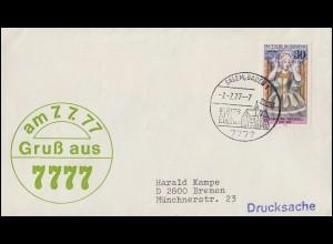 Schweiz Block Ausstellung HELVETIA GENEVE R-FDC ESSt Genf 5.9.1990 n. Leverkusen