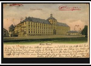 33 MeF Viehablieferungskommission R-Brief BERLIN 23.12.22 nach München