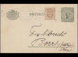 Zensur Kempen P.K. zu befördern, TROISDORF 20.10.1918, AK Nordenberg: Dorfkirche