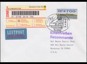 Block 4 Das Braune Band, R-Bf. Sonder-RZettel München Riem Rennplatz SSt 26.7.36