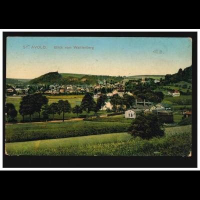 Völkerbund (SDN) 50 Landschaft 15 Rp mit Unterrand auf Briefstück GENF 26.7.1937