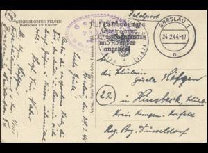 197 Ehrlich und Behring EF auf Schmuck-FDC Frankfurt/Main Heilkunst 13.3.1954