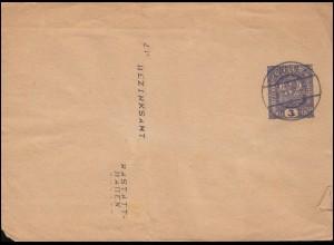Schweiz Ansichtskarte Infanterie FELDPOST VI. DIVISION 6.11.1904 nach RÜSCHLIKON