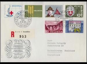 2000 Europäische Zentralbank EZB, R-Bf SSt Frankfurt/M. Philatelie & Euro 5.9.98