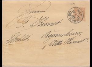 Zensurpost 5765 Dominikanische Republik Brief Ciudad Trujillo 1944 in die USA