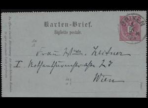 349ff Bedeutende Deutsche - Frankatur mit ZD K4 R-Orts-Brief BÖBLINGEN 18.10.66