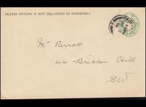 Posthorn-MiF auf R-Brief WERDEN (RUHR) 22.7.22 nach MÜNSTEREIFEL 23.7.22