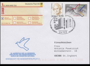 2026 Menschenrechte, MiF R-Bf SSt Kiel UNO-Ausstellung & Menschenrechte 22.11.98