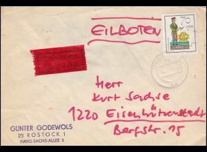 Zeppelin-Luftpost Condor Zeppelin Lufthansa Brasilien-Lübeck MiF Brief 12.12.35