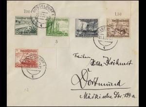 Bayern Firmenlochung BS auf 78II Luitpold Brief FÜRTH/BAY. 18.9.13 nach Zabern