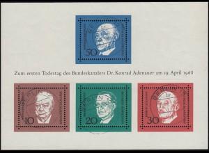 1156ff Heuss+Scheel & Heinemann+Carstens Zusammendrucke R-Bf FALDAFING 18.11.82
