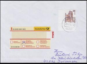 Österreich 2113 Republik Österreich 1993, Kleinbogen ET-O WIEN 1010 - 12.11.93