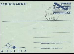 Japan Ganzsache Postkarte 5 Rin hellbraun, um 1900, gelaufen/befördert