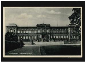 84I Germania EF Drucksache Farbwaren und Tafelglas OLDENBURG 12.10.1912
