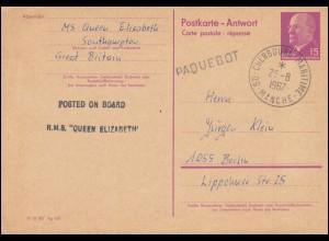 431-438 Attentat 20. Juli 1944 8er-Block-ZD aus Block 3 auf Orts-R-FDC ESSt Bonn