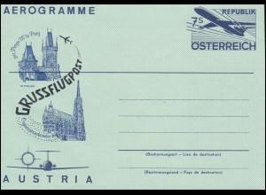 Landpost Ensch über SCHWEICH (MOSEL) 17.11.1950 auf Postkarte Bizone P 2I