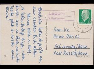 Block 16 Literaturnobelpreisträger + 960 MiF auf Schmuck-R-FDC ESSt BONN 16.2.78