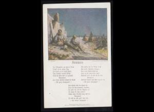 167-170 Verkehrsausstellung, Satz auf Blanko-Postkarte SSt MÜNCHEN 19.7.53