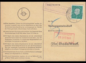 Ballonpost AEROFILA'67 mit Bordstempel FREIBALLON D-BERLINA, SSt BUDAPEST 3.9.67