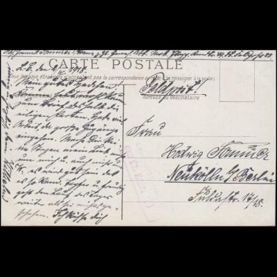 Ansichtskarte Wilhelmshaven Torpedoboot GREIF, 16.8.1937