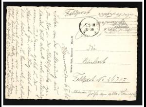 Ansichtskarte Rolandsäule BREMEN 7.11.1903 nach JEMGUM 8.11.03