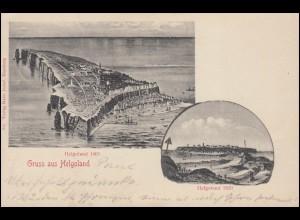 Preußen Umschlag 1 Sgr. rosa Zweikreis CÖLN BAHNHOF 2.1. nach Andernach 2.1.