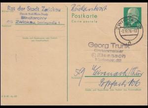 Ungarn 900 Wappen auf Brief BUDAPEST 1946 mit Schweizer Nebenstempel n. Zürich