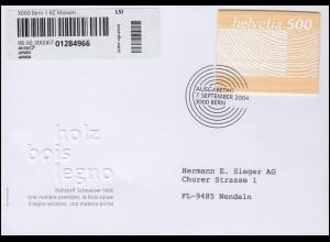 Kriegsgefangenenpost Offiziers-Gefangenen-Lager GÜTERSLOH 30.8.17 nach Dänemark
