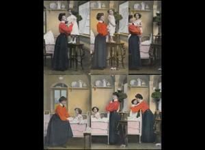 516-517 Heinrich Heine 1956 - Satz auf Schmuck-FDC ESSt BERLIN Ehrung 17.2.56