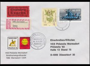 207 Bedeutende Deutsche 40 Pf Schmuck-FDC ESSt Filmfestspiele Berlin 28.6.61