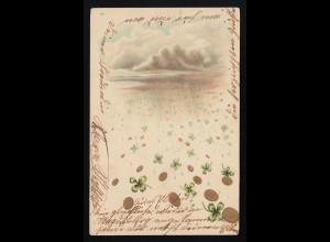 Schweiz Umschlag Brieftaube 25 C links grün Tour-de-Peilz 26.12.75 n. Vlissingen