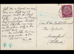 Postkutschenpost Aschersleben - Quedlinburg MiF Eil-Bf SSt ASCHERSLEBEN 15.10.83