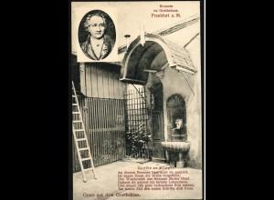 Postkarte Einzahlungsbestätigung Darlehenskassenverein MÜNCHEN 4.1.19 n. Etting