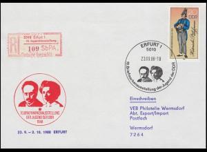Frei durch Ablösung Reichstag Büro Postkarte BERLIN REICHSTAG 10.2.1927