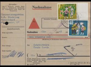 79. Kinderdorf-Ballonpost HB-BKQ Bodensee Stahringen - Wahlwies 1.1.92