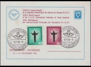 Kriegsgefangenenpost Depot 86/119 Faverney/Haute-Saone nach Helmers/Thür. 1.9.46
