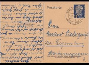 Kriegsgefangenenpost 2. WK Depot 86/119 Faverney/Haute-Saone n. Helmers/Thüring.